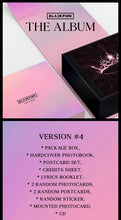 Load image into Gallery viewer, BLACKPINK 1ST FULL ALBUM- THE ALBUM