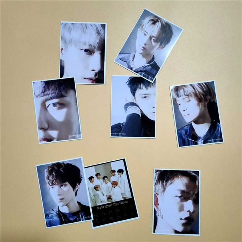 WAYV 16pc Photocard Set