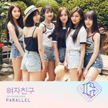 Load image into Gallery viewer, GFRIEND 5TH MINI ALBUM - PARALLEL