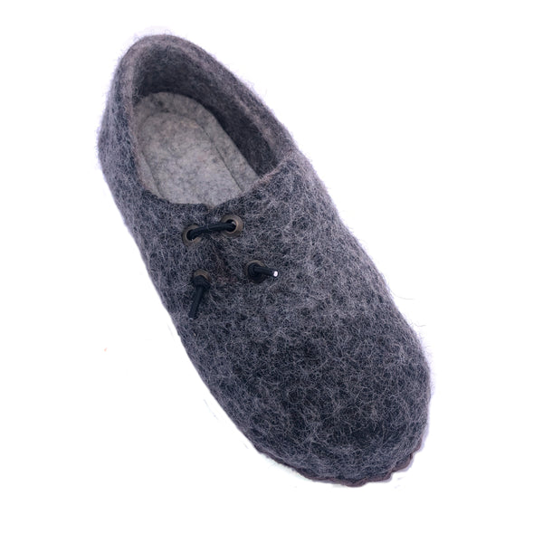 Women's Slippers with High Back