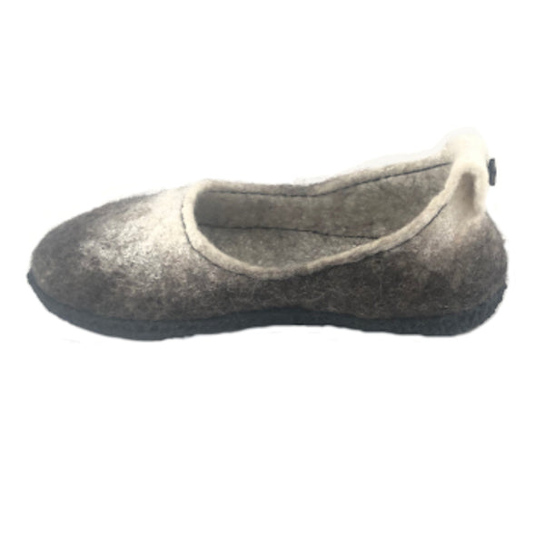 Women's Wool Flat Shoes
