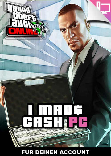 GTA 5 - 1 Mrd. Cash Boost - PC
