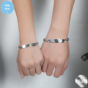 Real Love Couple Bracelet