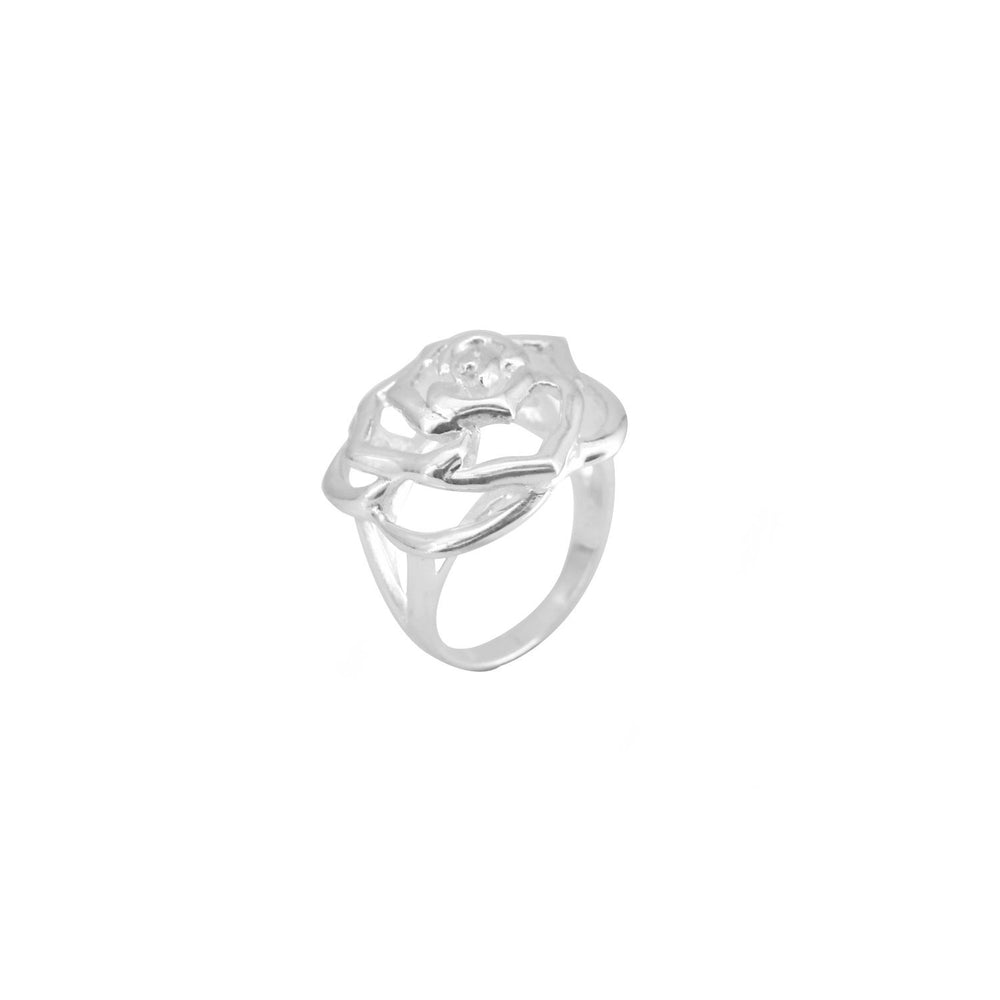 Rose Ladies Ring