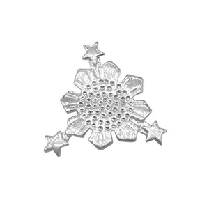 Load image into Gallery viewer, Alaia 3 Stars in a Sun Silver Pendant