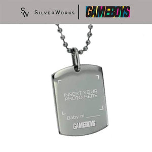 Gameboys Collection Cai's DIY Dogtag