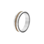 Ivon Rose Gold Ring