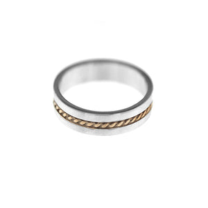 Load image into Gallery viewer, Ivon Rose Gold Ring 2