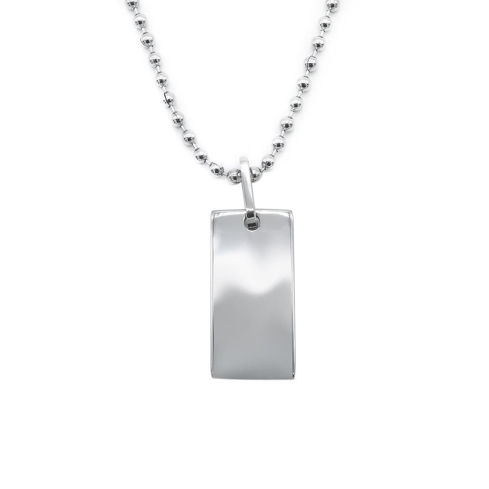 Colbie Dogtag Necklace