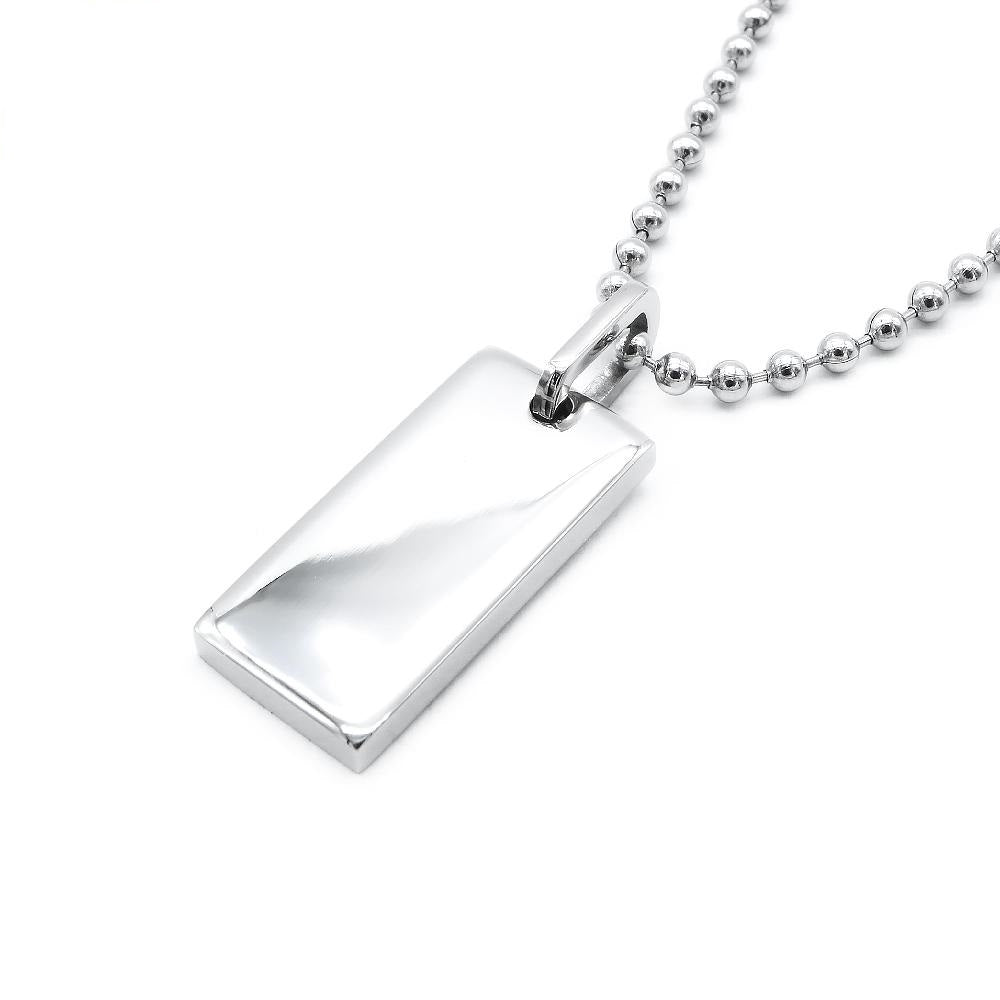 Load image into Gallery viewer, Colbie Dogtag Necklace 2