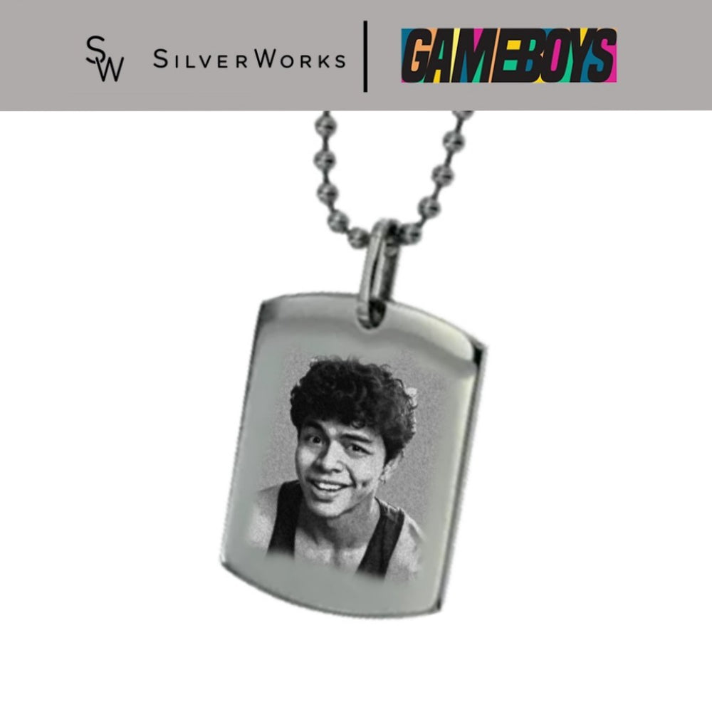 Gameboys Collection Gav Engraved Dogtag