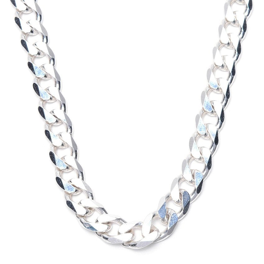 "Load image into Gallery viewer, Thick Curb Link Chain 30"" Necklace"
