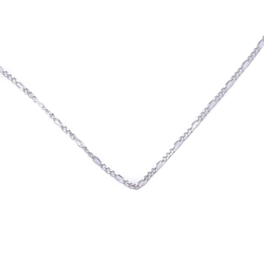 14 Thin Figarro Necklace