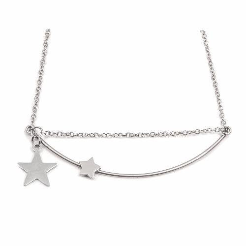 Star Earrings and Necklace Set