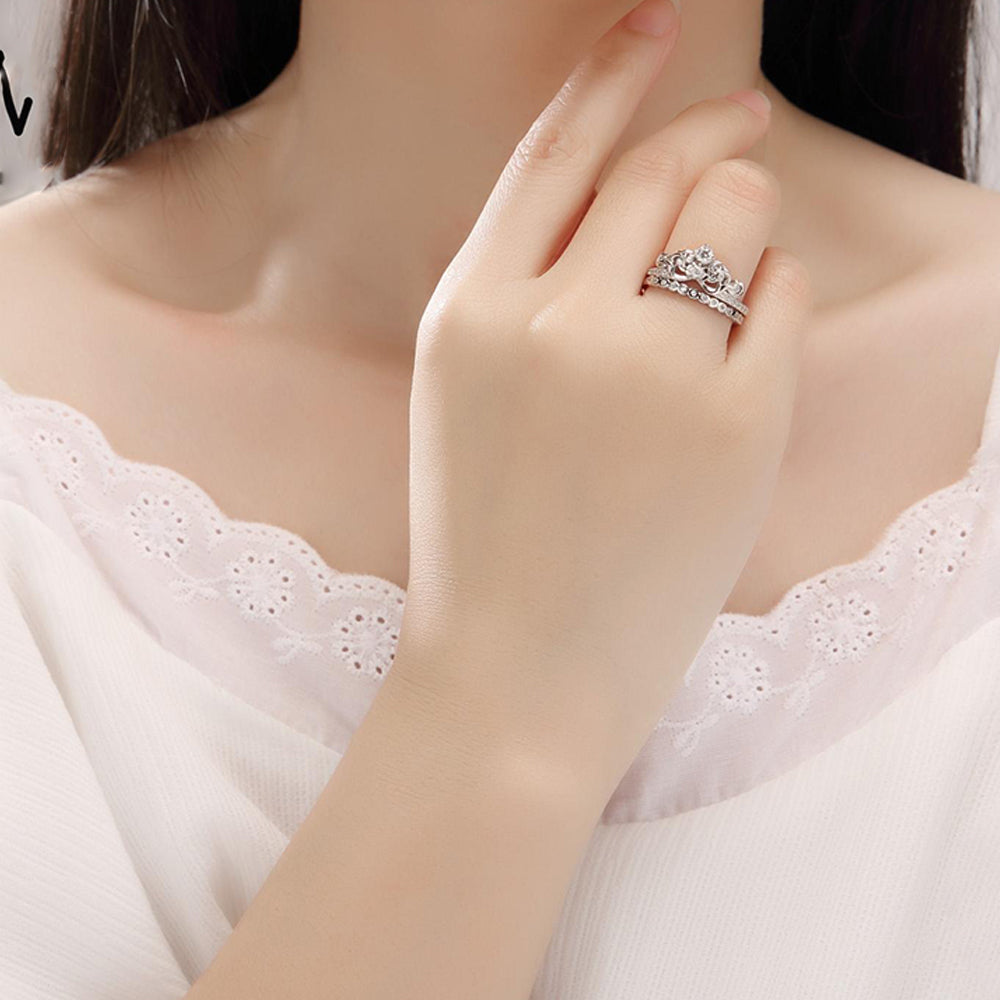 Disney® Princess Snow White 2-in-1 Crown Ring