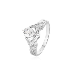 Load image into Gallery viewer, Disney® Queen Elsa Crown Ring