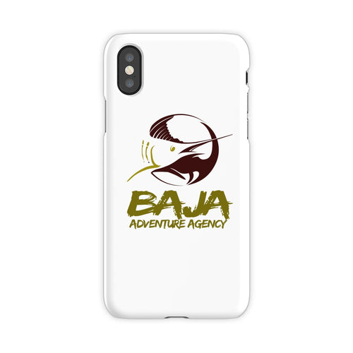 Baja Adventure Agency - iPhone Case