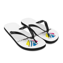 Load image into Gallery viewer, Varanakis Print Company - Flip-Flops
