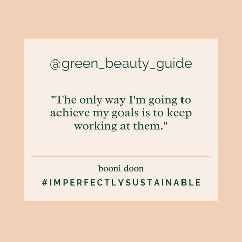 Maggie's #ImperfectlySustainable Interview