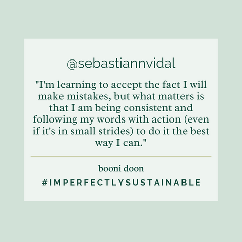 Sebastian's #ImperfectlySustainable Interview