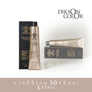 7.0 (7N) Medium Blonde - Dikson 50th Anniversary Range
