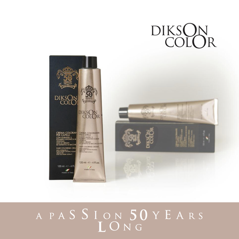 7.3 (7G) Medium Golden Blonde - Dikson 50th Anniversary Range