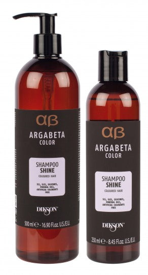 ArgaBeta Color Shampoo Shine 500ml
