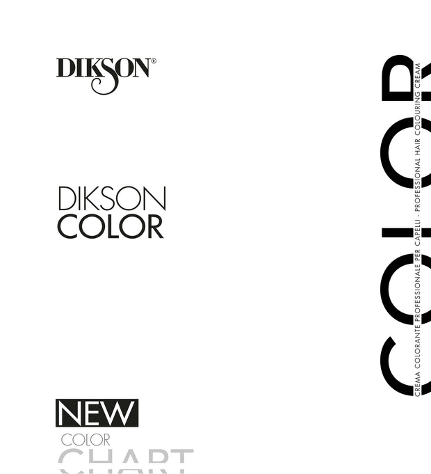 Dikson Colour Extra Shade Chart