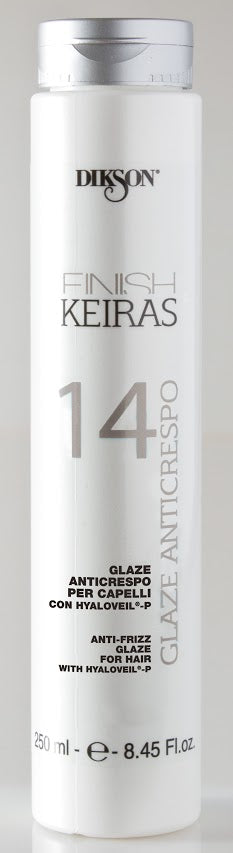 Keiras no.14 Anti-Frizz Glaze 250ml