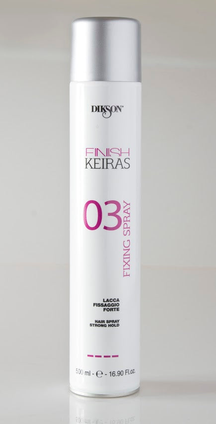 Keiras no.3 Fixing Hair Spray 100ml