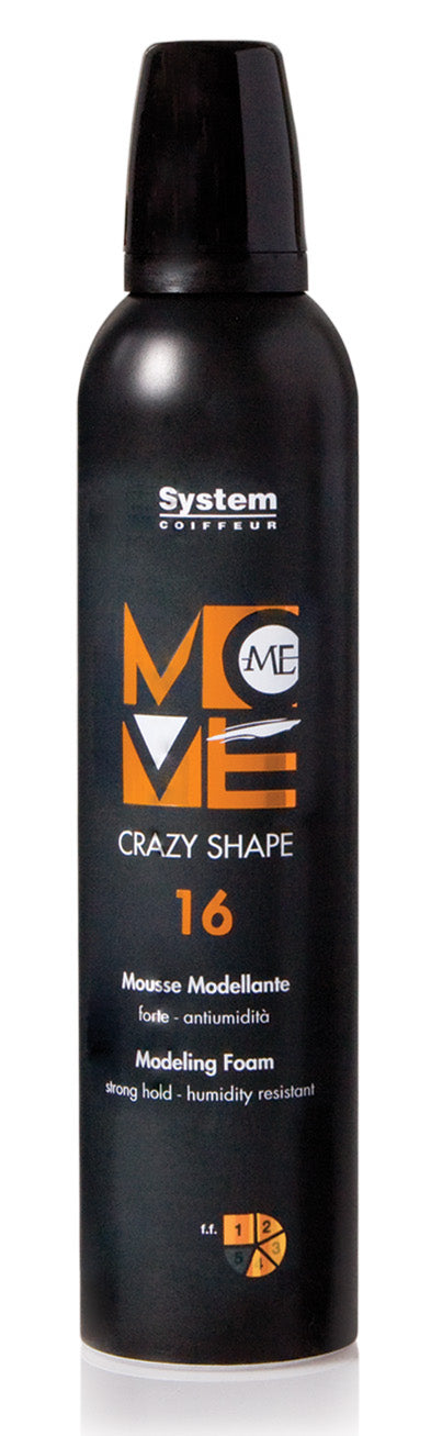 16 Crazy Shape 300ml