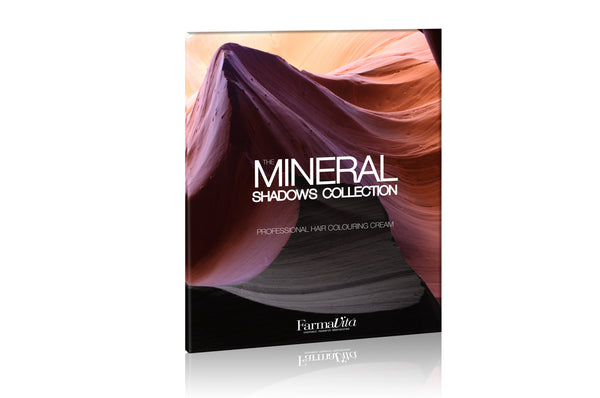 Farmavita Life Color Plus Shade Chart - Mineral Shadows