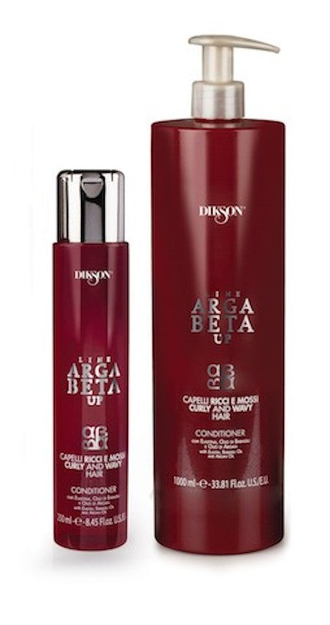 Argabeta UP Curly and Wavy Hair Conditioner 250ml
