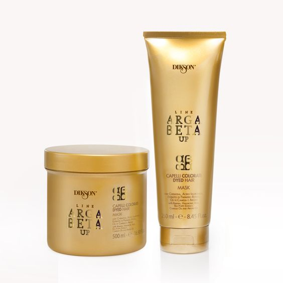 Argabeta UP Colour Treated Hair Mask 500ml