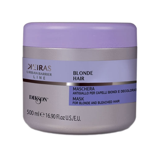 Keiras Blonde (Anti-Yellow) Hair Mask 500ml