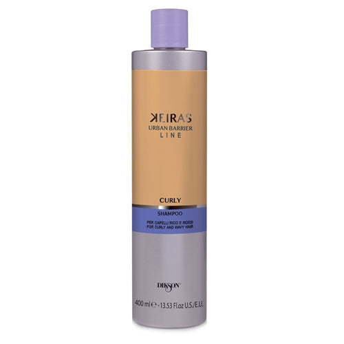 Keiras Curly Shampoo For Curly & Wavy Hair 400ml