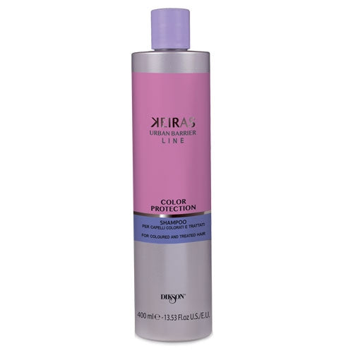 Keiras Color Protection Shampoo For Colour Treated & Damaged Hair 400ml