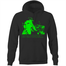 Load image into Gallery viewer, Reload Unisex Hoodie - Green Print