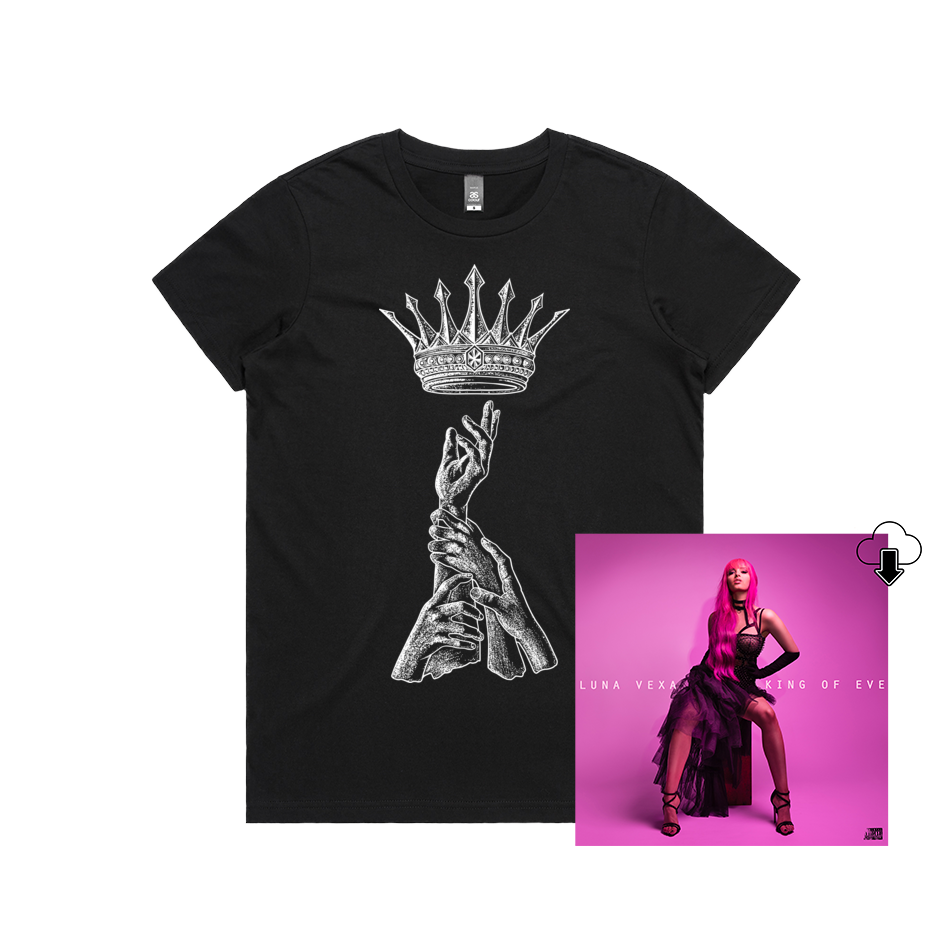Womens T-Shirt & Digital Download