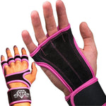 No. 1 Weight Lifting Gloves for Palm Protection