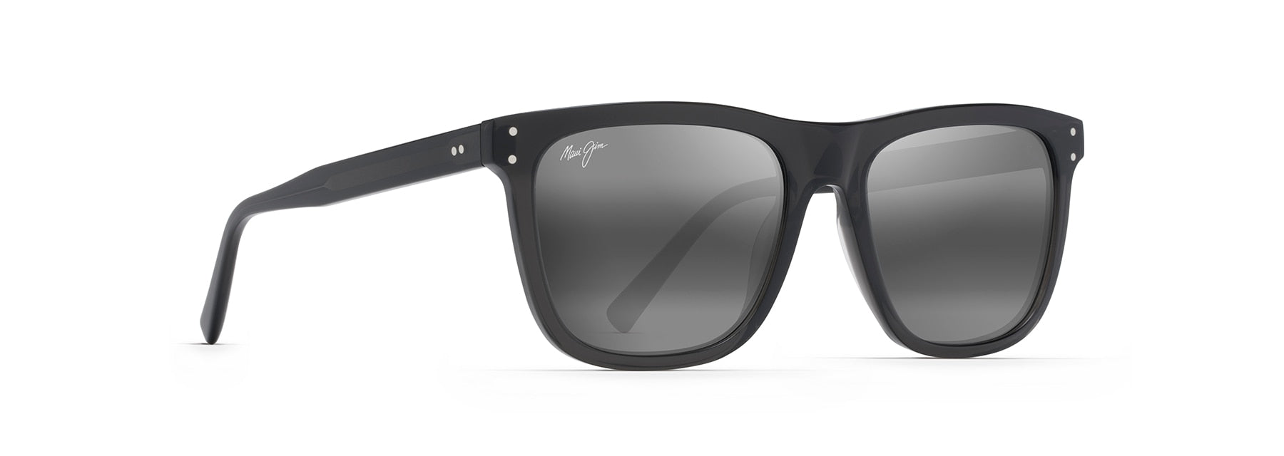 MAUI JIM 802-14G GREY VELZYLAND DARK TRANS GREY