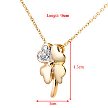 "Load image into Gallery viewer, 9ct Yellow Gold Pave Set Diamond Flower Pendant and 18"" Chain"