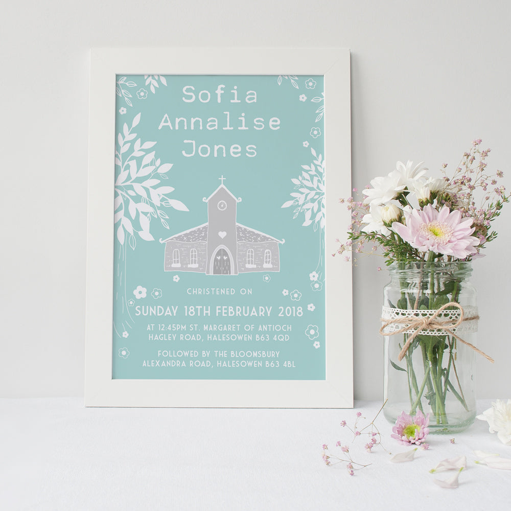 Baby and Children's Christening Keepsakes!
