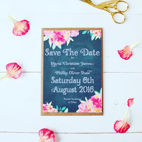 Wedding Save The Dates West Midlands