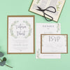 Aisling Eucalyptus Wedding Invitations