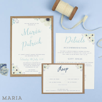 Samples - Wedding Invitations & Save the Dates
