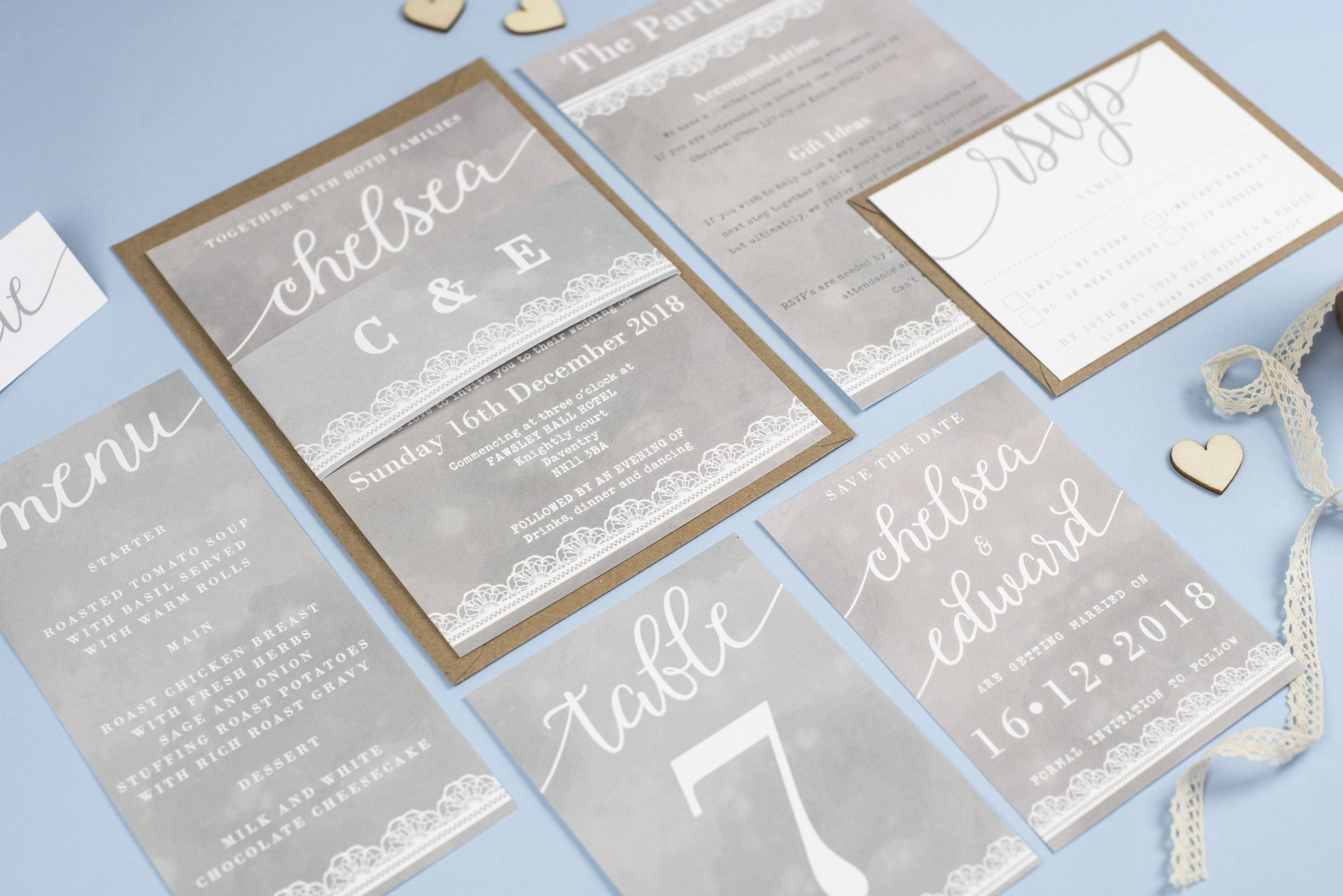 Modern Stuffing Wedding Invitations Images - Invitations Design ...