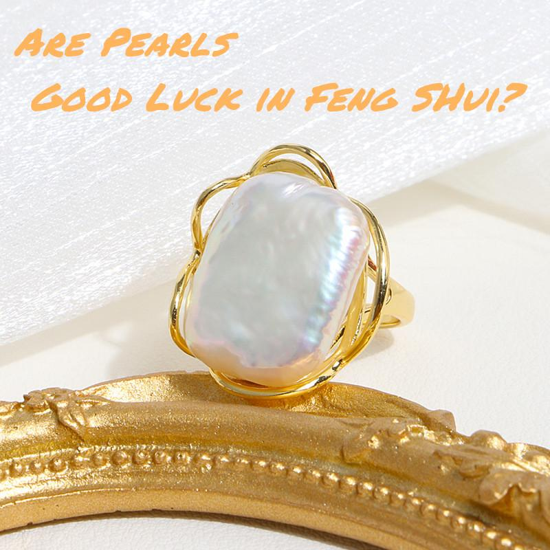 Are Pearls Luck In Feng Shui?