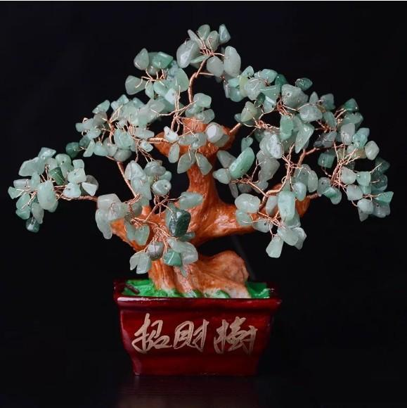 Feng Shui Crystal Energy Wealth Tree - FengshuiGallary