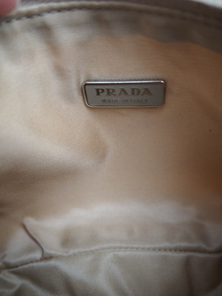 Prada Mini Nylon Bag
